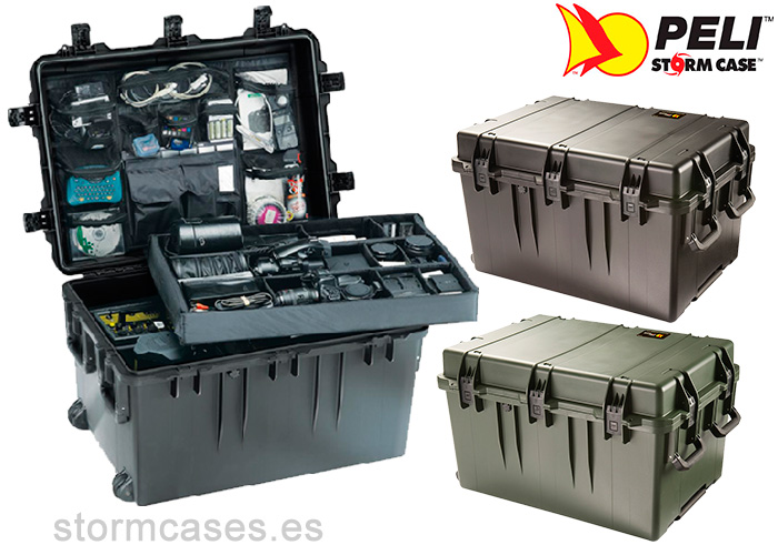 PELICAN STORM CASE iM3075 Person